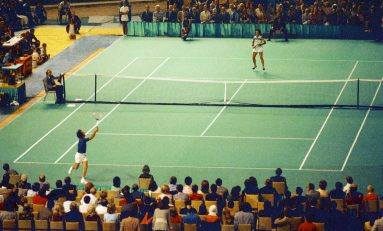 Billie Jean King vs Bobby Riggs: The Battle of the Sexes