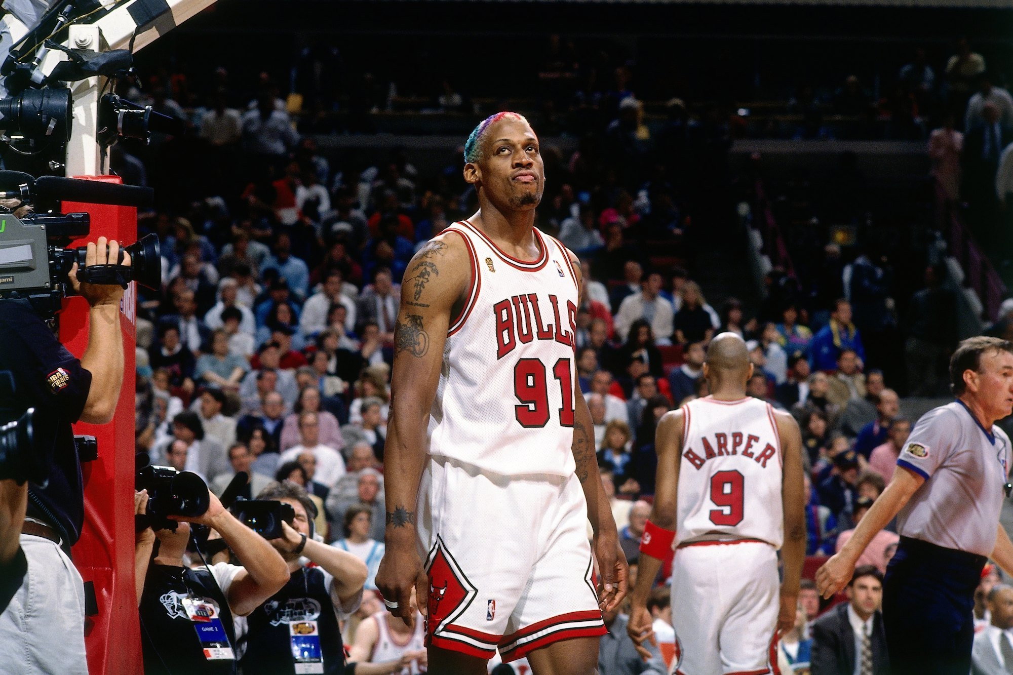 Dennis Rodman NBA Champion