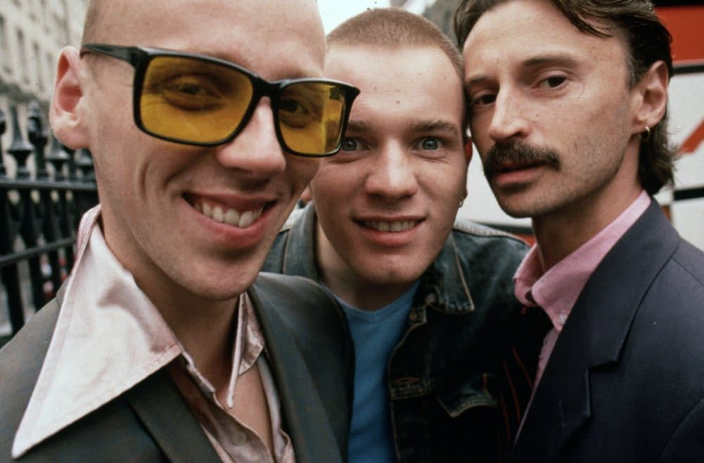 Trainspotting Renton Begbie Spud