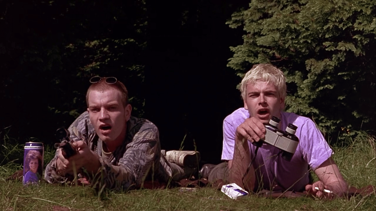 Trainspotting Renton Sick Boy