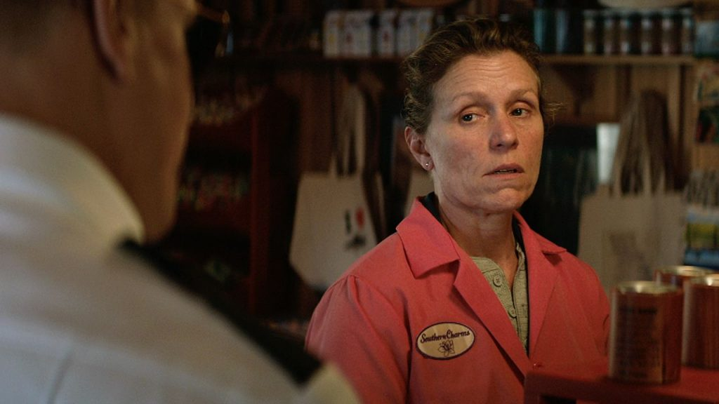 Frances McDormand Oscars