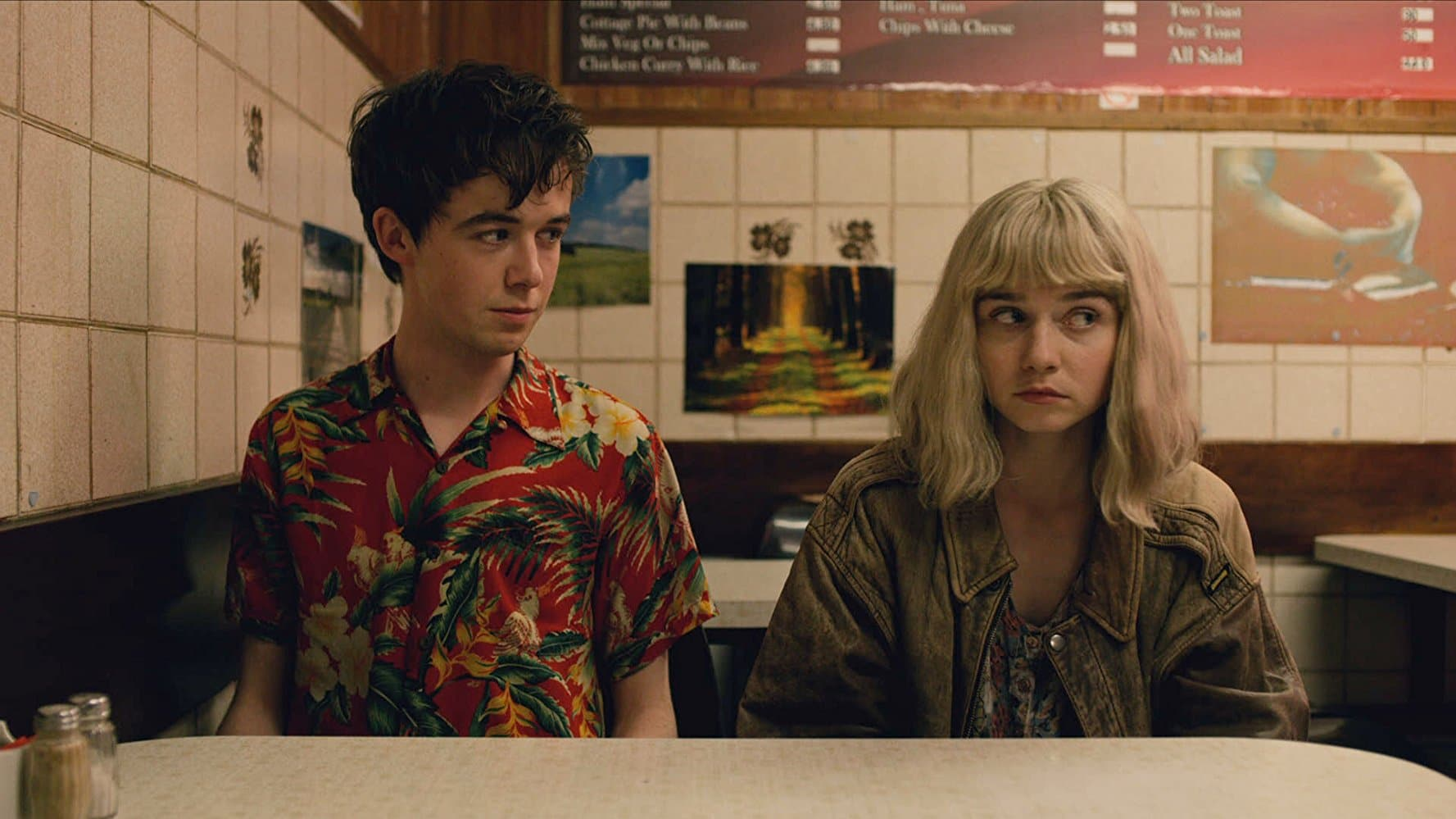 The End Of The F***ing World: interesante y profunda road tv movie a la inglesa