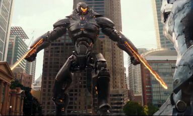 Pacific Rim 2: Power Rangers vs Godzilla