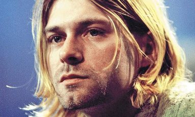 Siete anécdotas memorables de Kurt Cobain