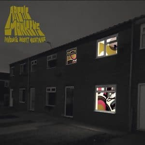 Arctic Monkeys Favourite Worst Nightmare