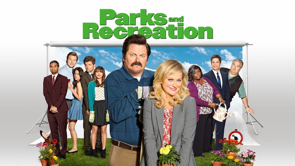 Parks and Recreation serie