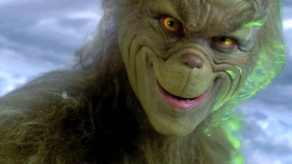 Grinch Jim Carrey