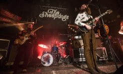 Crónica: The Sheepdogs en Psilocybenea (Hondarribia, 24/11/2018)
