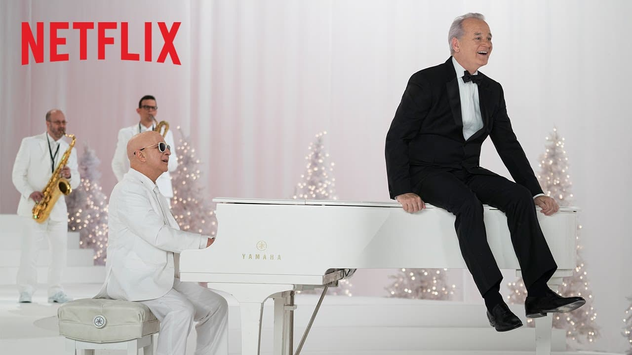 A Very Murray Christmas (Netflix): Bill Murray te canta por Navidad