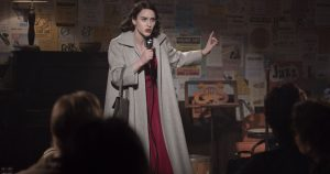 Rachel Brosnahan The Marvelous Mrs maisel