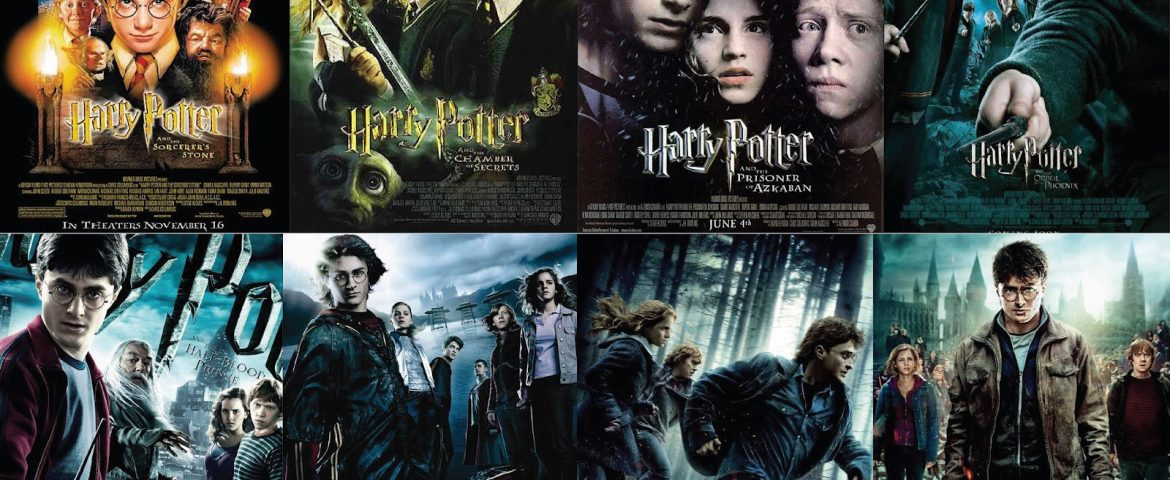 Saga Harry Potter: 8 películas que nos cautivaron - Revancha Mag
