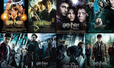 Saga Harry Potter: 8 películas que nos cautivaron