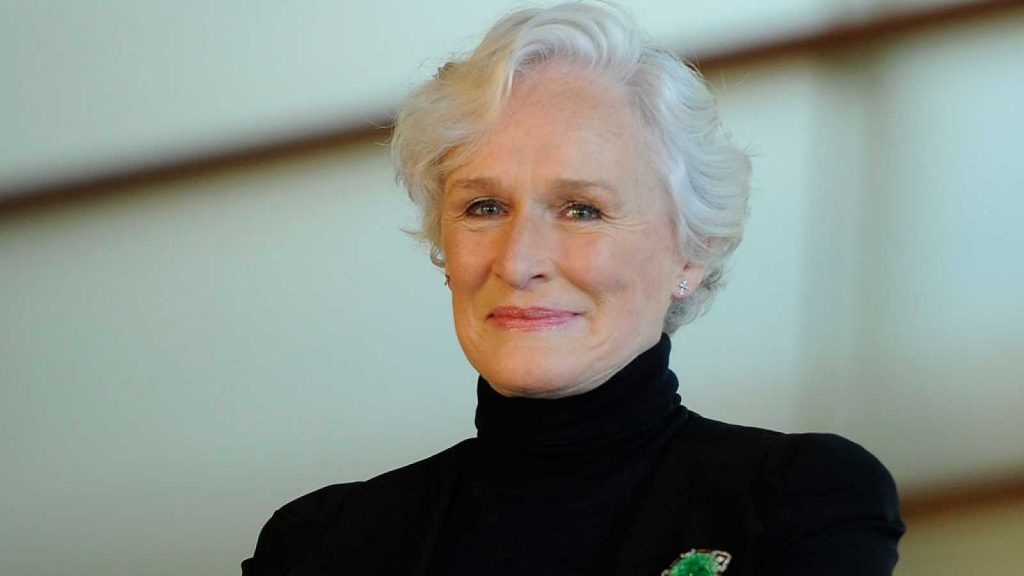 Glenn Close Oscars