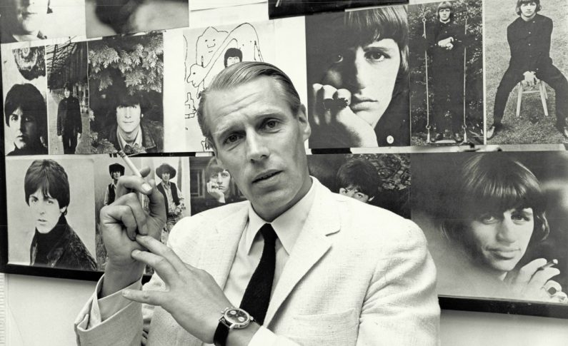 George Martin y The Beatles: la unión perfecta