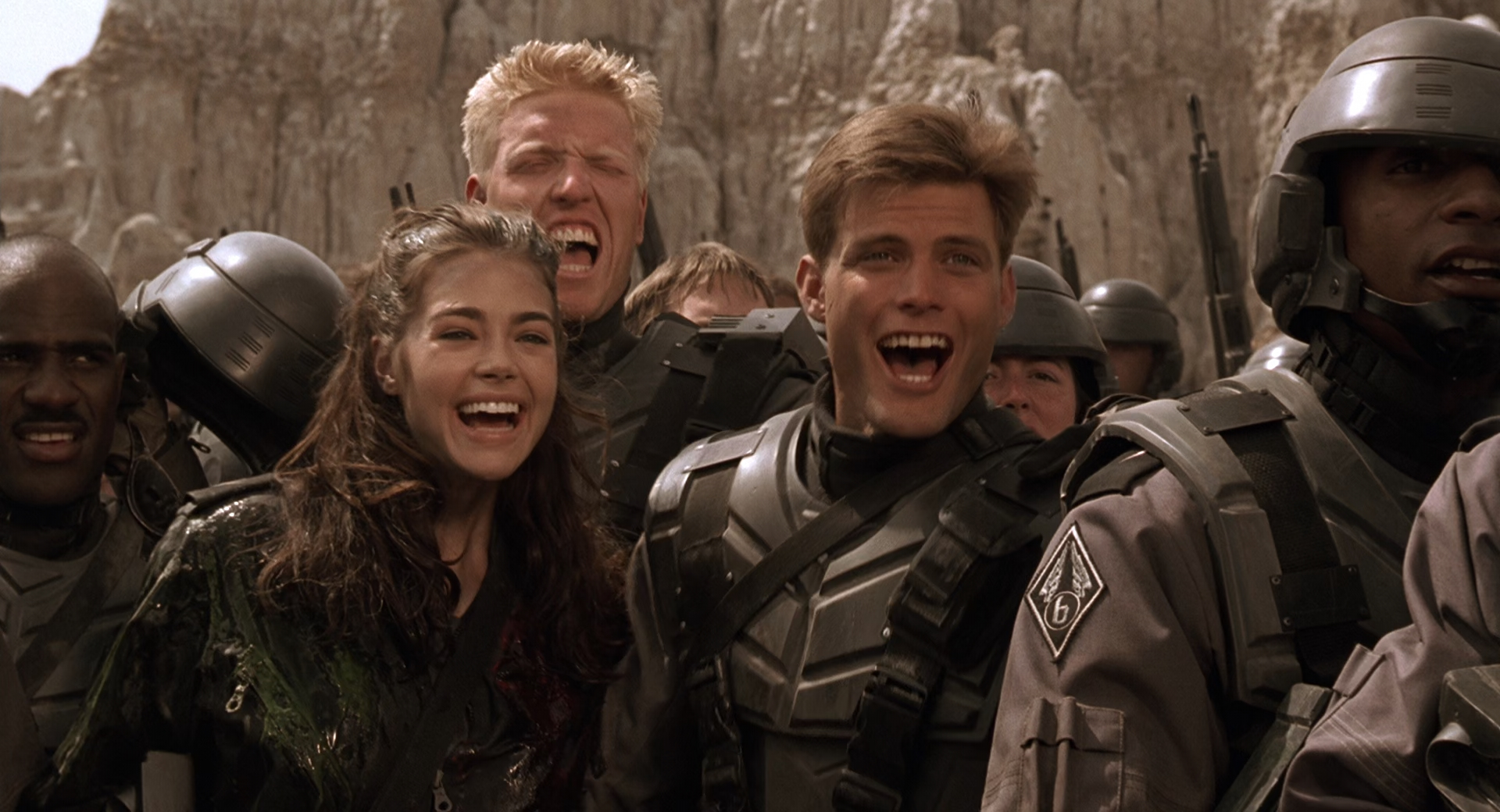 [Podcast] La Revancha de los Novatos #14: Starship Troopers
