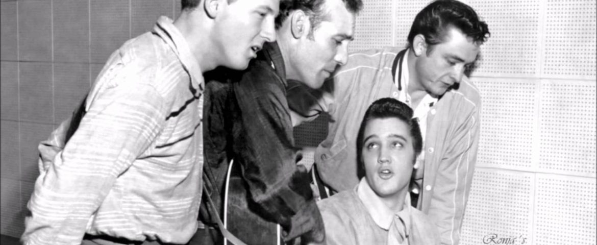 The Million Dollar Quartet: el primer supergrupo del rock